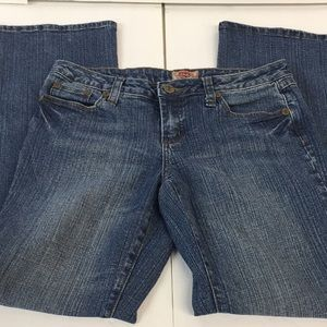 No Boundaries Stretch Jeans Size 13 Juniors Girl's